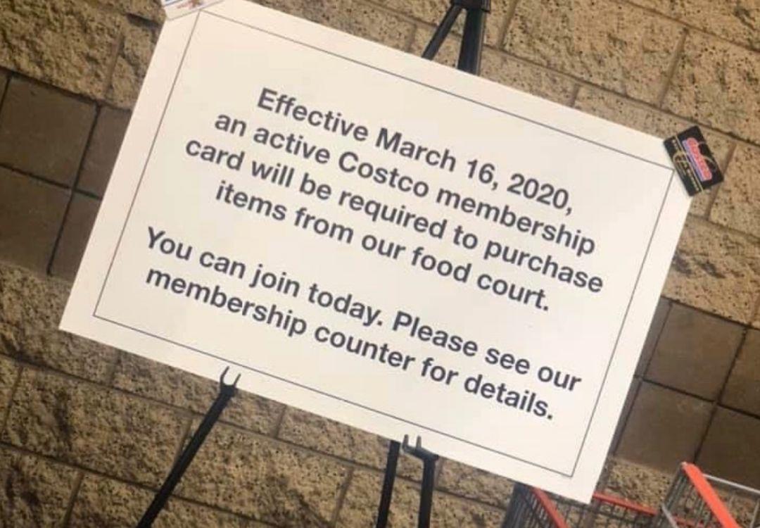 注意!3月16日起,在Costco买这个东西要受限制了!