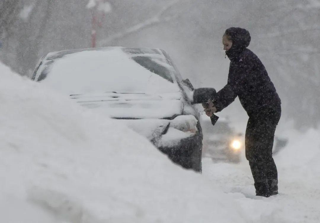 极寒、暴雪、冰雨、冰雹预定!加拿大今年冬天让人瑟瑟发抖!